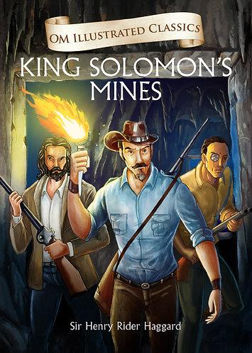 King Solomon's Mines : Om Illustrated Classics