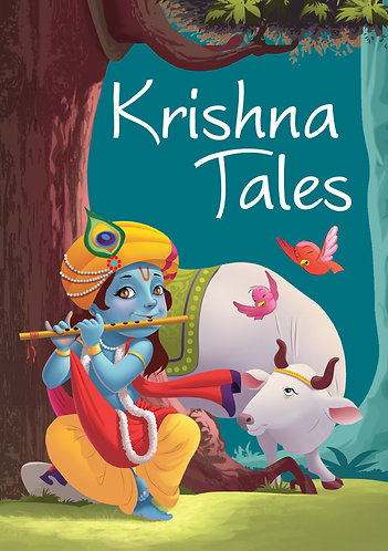 Krishna Tales: Incredible Indian Tales