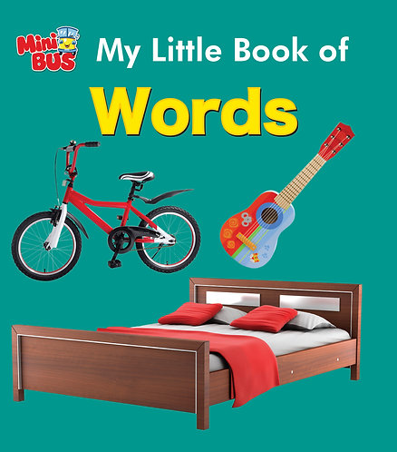 My Little Book of Words
