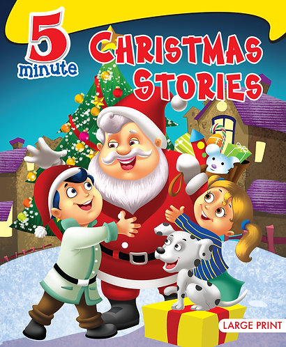 5 Minutes Christmas Stories