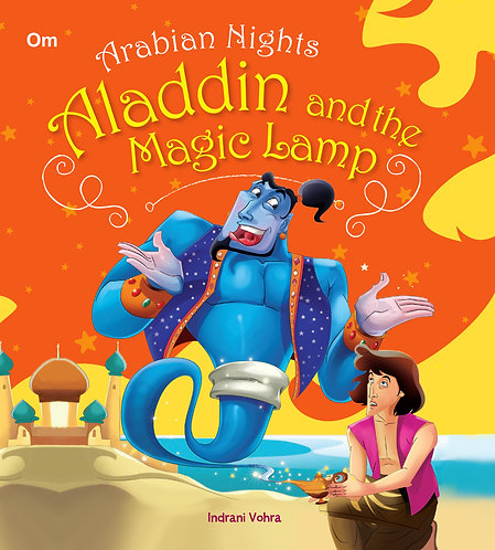 Aladdin and the Magic Lamp : Arabian Night