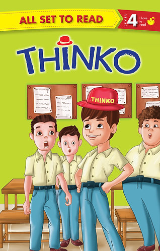 Thinko : All Set To Read