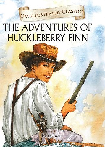 Adventures of Huckleberry Finn : Om Illustrated Classics