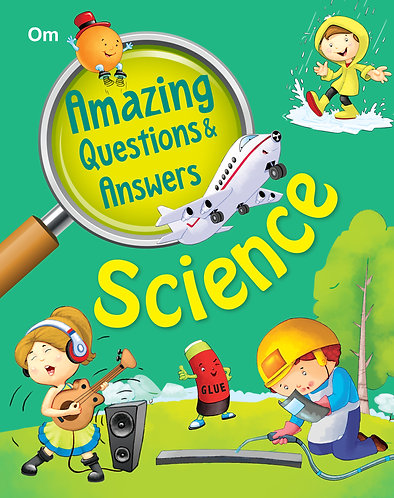 Amazing Questions & Answers Science