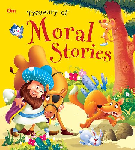 Treasury of Moral Stories (Binder)