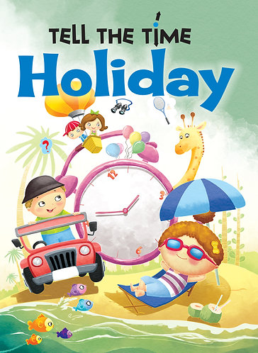Tell the Time Holiday
