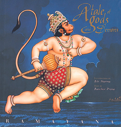 Ramayana : A Tale of Gods and Demons