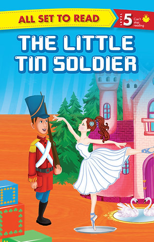 The Little Tin Soldier : All Set To Read