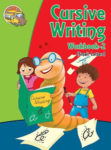 Cursive writing workbook -2