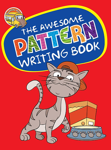THE AWESOME Pattern Writing Book (Binder)