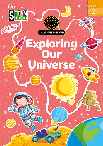 Smart Brain Right Brain: Science Level 2 Exploring Our Univers
