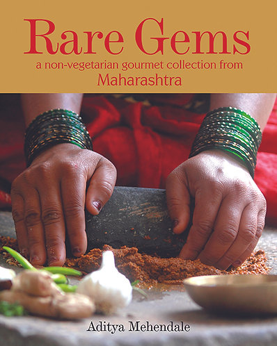 Rare Gems - a non-vegetarian gourmet collection from Maharastra