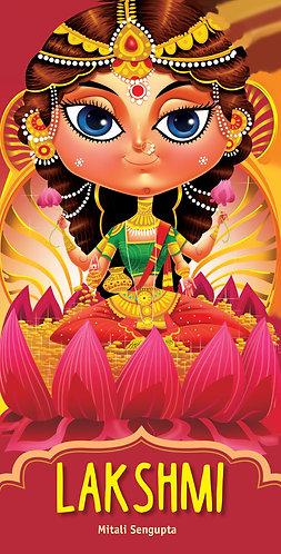 Lakshmi : Cutout Books