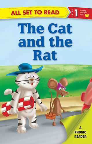 The Cat and the Rat :Phonic Reader