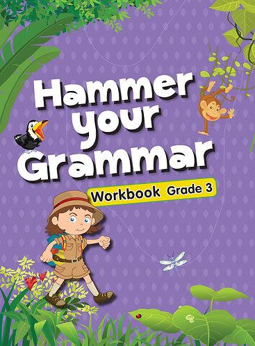 Hammer Your Grammar Workbook Grade -3