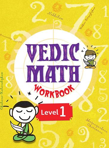 Vedic Math Workbook Level 1