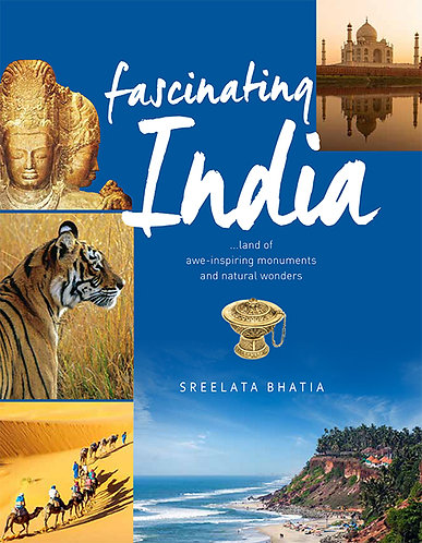Fascinating India- Land Of Awe-Inspiring Monuments And Natural Wonders