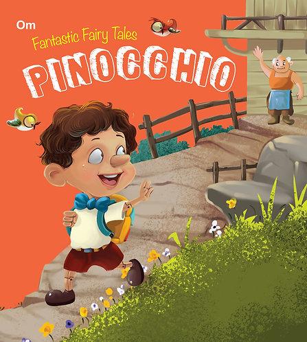 Pinocchio : Fantastic Fairy Tales