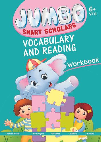Jumbo Smart Scholars Vocabulary and Reading Workbook