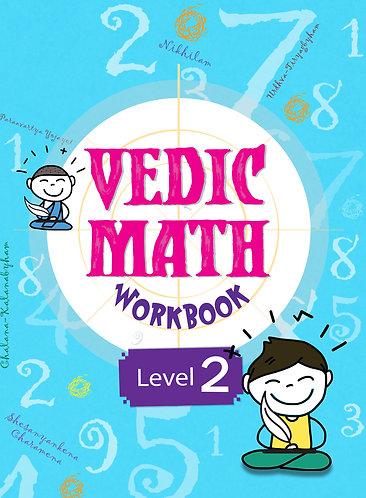 Vedic Math Workbook Level 2