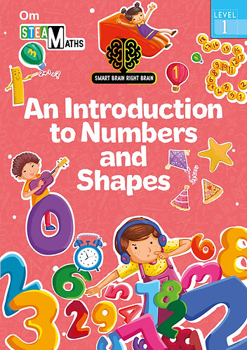 Smart Brain Right Brain: Science Level 1 An Introduction to Numbers and Shapes