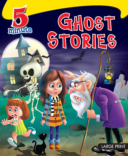 5 Min Ghost Stories