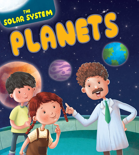 The Solar System : Planet