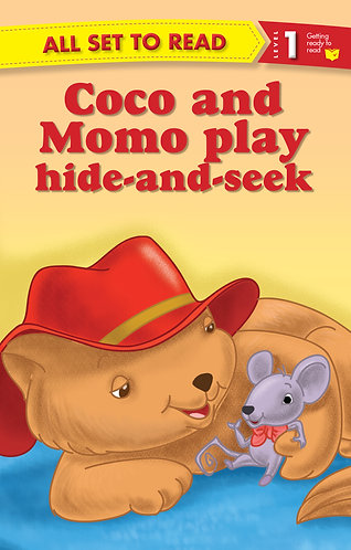 Coco And Momo Play Hide-And-Seek : All Set To Read