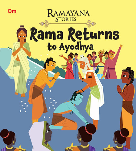 Rama Returns to Ayodhya : Ramayana Stories