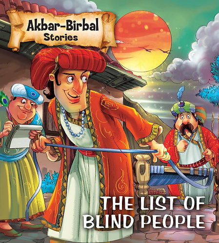 The List of Blind People : Akbar-Birbal Stories