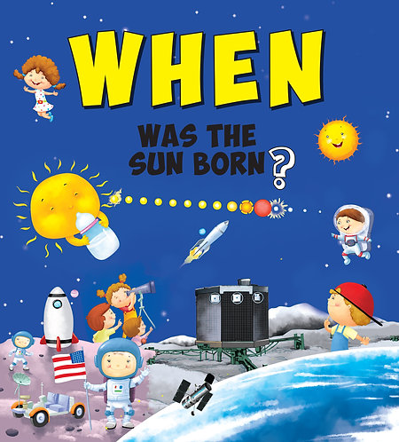 When Was The Sun Born