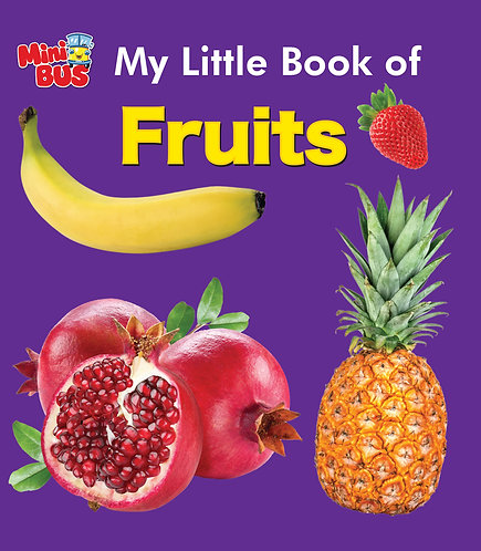 My Little Book of Fruits