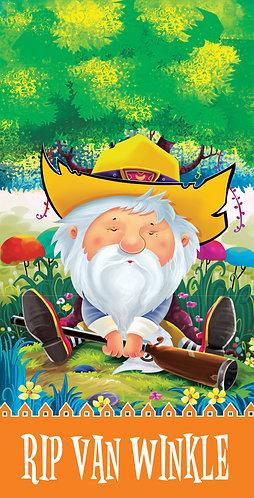 Rip Van Winkle : Cutout Story Book