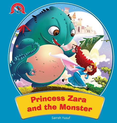 Princess Zara And The Monster : Adventure Of Princess Zara