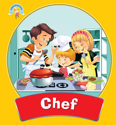 Chef : Professions