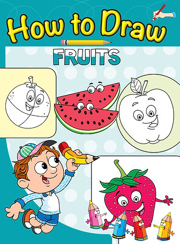 How to Draw Fruits
