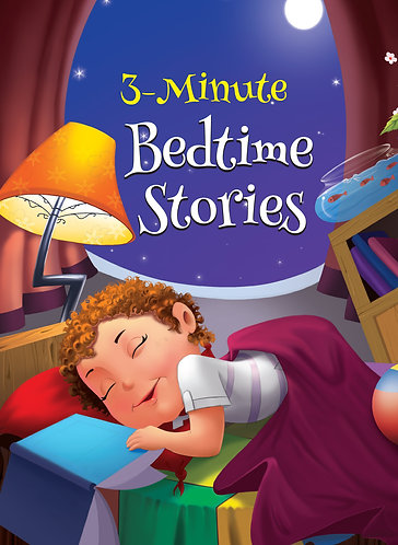 3 Minute Bedtime Stories