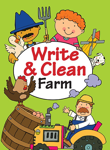 WRITE & CLEAN : FARM