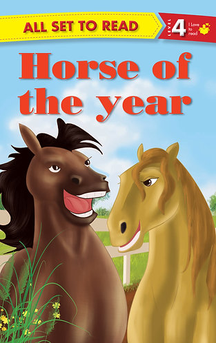 Horse Of The Year : All Set To Read