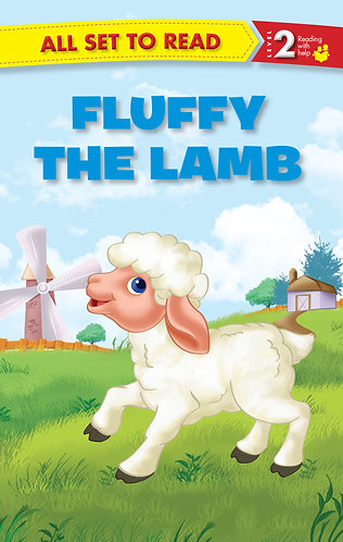 Fluffy The Lamb : All Set To Read
