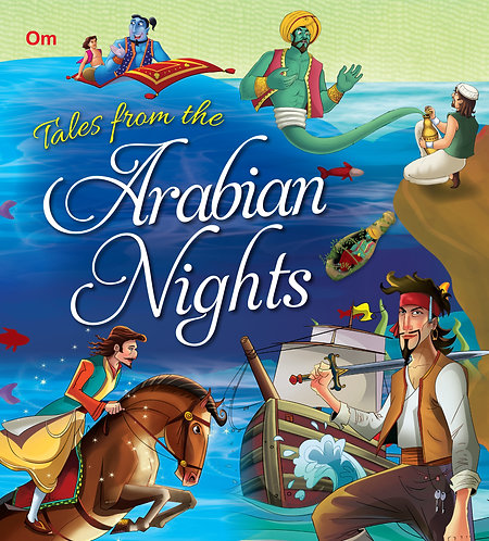 Tales from the Arabian Nights (Binder)
