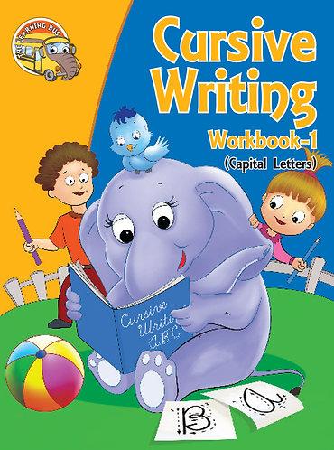Cursive writing workbook -1