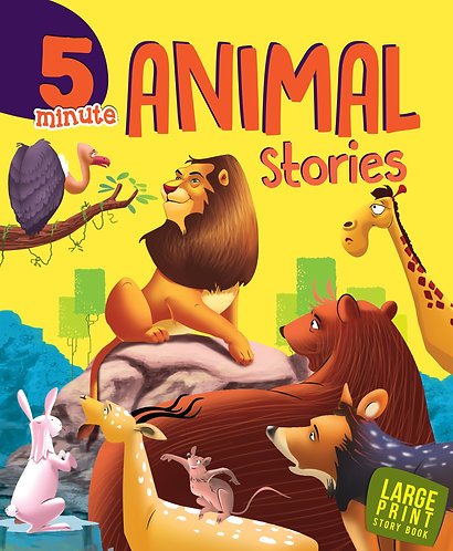 5 minute Animal Stories