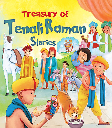 Treasury of Tenali Raman Stories