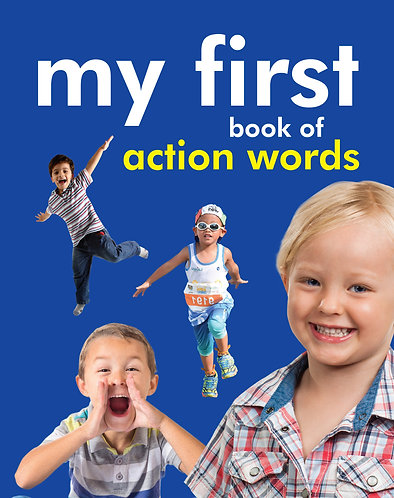 My First Book of Action Words