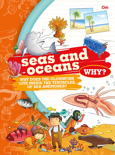 Seas And Oceans Why?