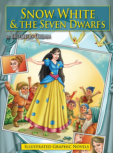 Snow White: Illustrated Graphic Novels