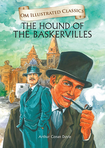 The Hound of the Baskervilles : Om Illustrated Classics