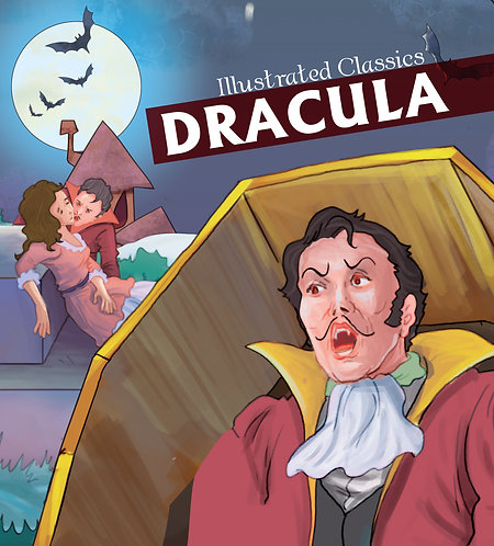 Dracula : Illustrated Classic