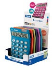 Calculators 10 digit Duo (assorted colours) - 1Pc